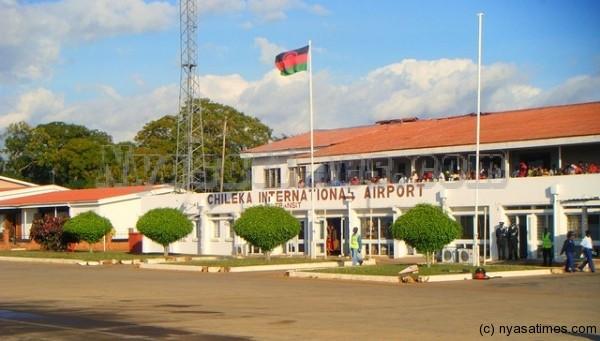 Blantyre-Chileka International airport