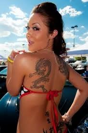 Girl Dragon Tattoos 17