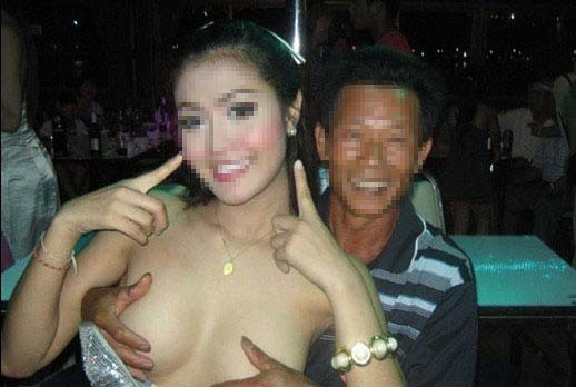 Breast-Touching-Party
