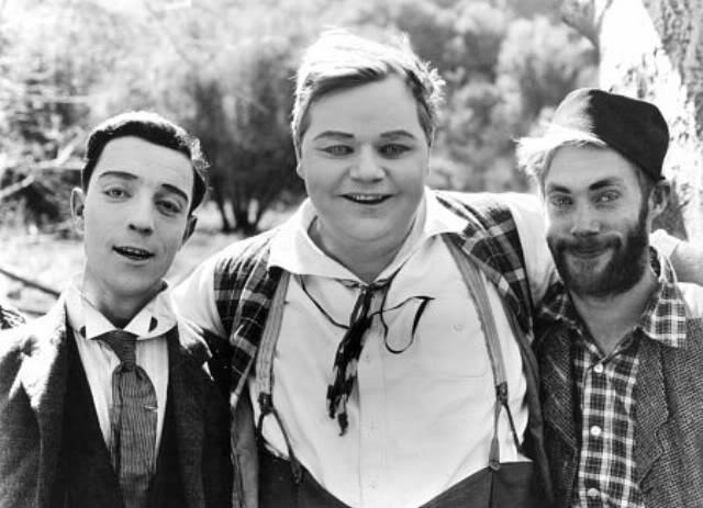 Image result for roscoe arbuckle buster keaton al st. john