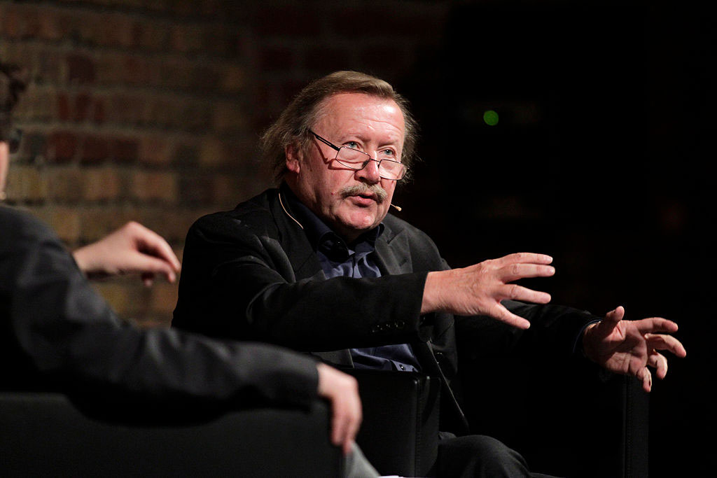 German philosopher Peter Sloterdijk, May 24, 2014