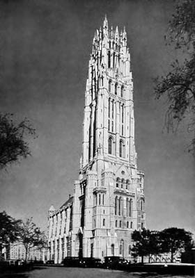 The Carillon at New York's Riverside Church