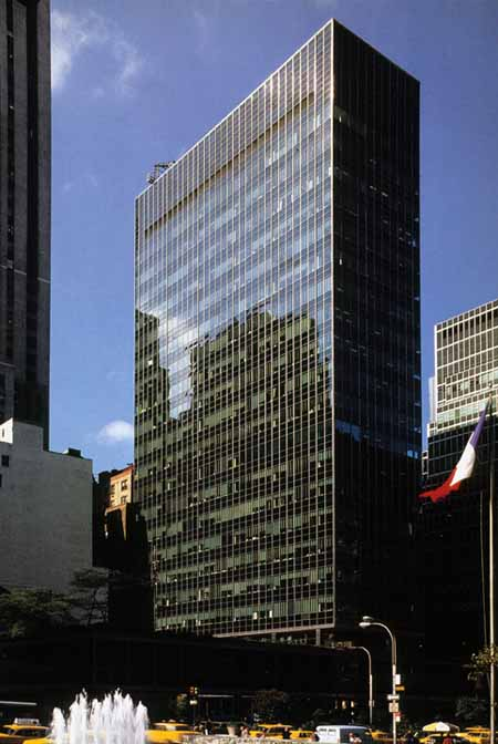 Lever House by Gordon Bunshaft