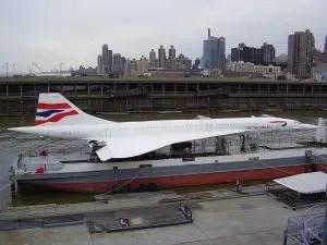 Concorde Intrepid Museum
