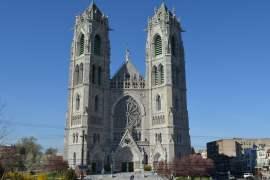 Cathédrale Basilique du Sacré-Cœur de Newark