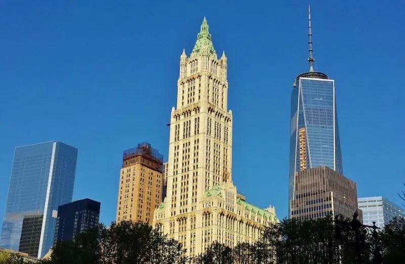 Comparatif Hotel New York