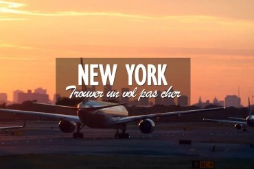vol new york pas cher