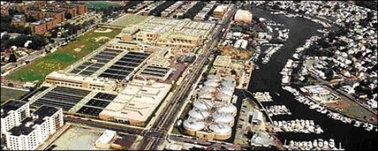 Coney Island Wastewater Treatment Plant