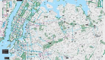 NYC DOT - Bicycle Maps 2018 - Staten Island NYC Living