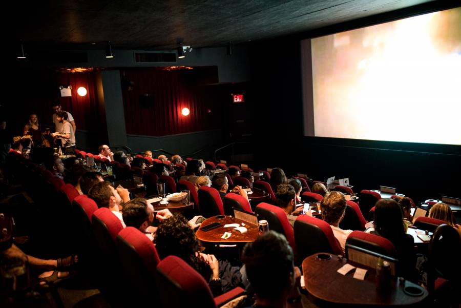 Great NYC Movie Theaters