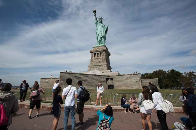 Statue Of Liberty National Monument The Official Guide