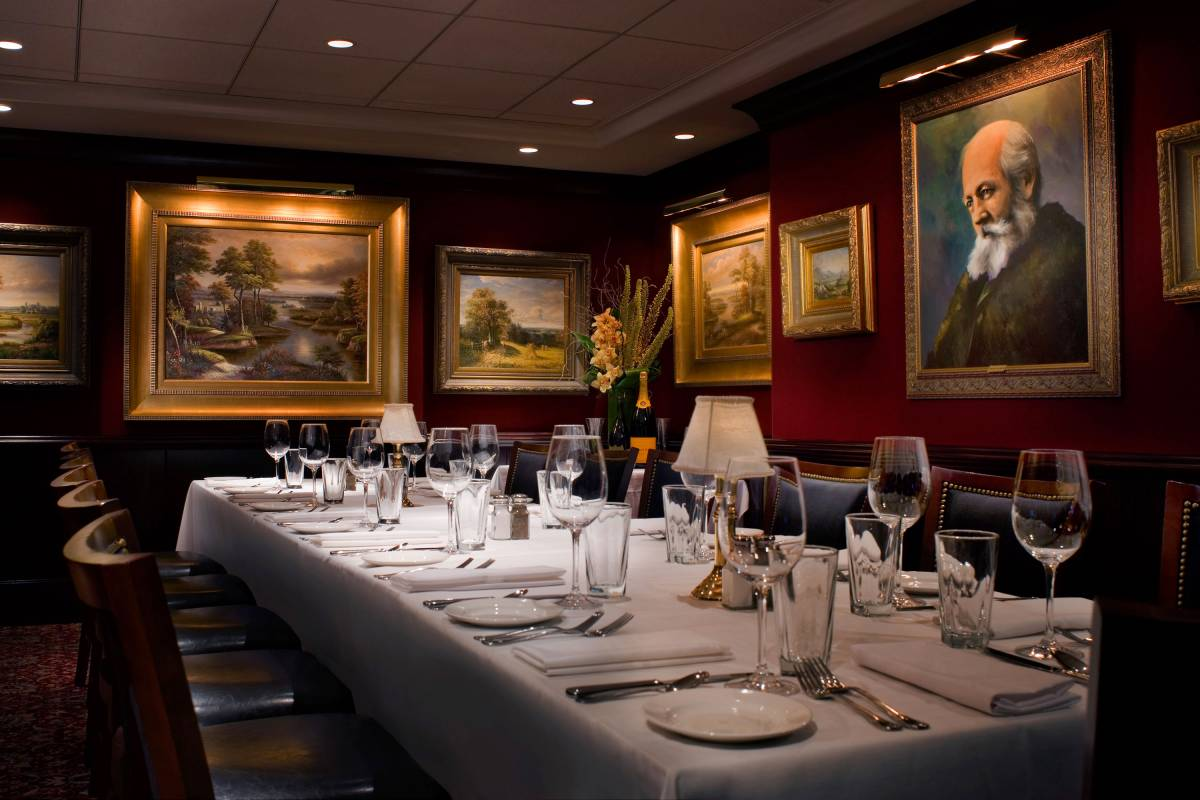The Capital Grille Time Life Manhattan Restaurants