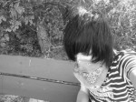 Bei dem Wind verstecke ich ja  lieber mein Gesicht ;)