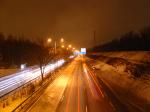 iPhone 4 mit iOS 5 Beta1 auf der Datenautobahn (CC-Hinweis zu Bild Speed vs. Still beachten)