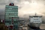 Verwaltung Seehafen Kiel und Stena Germanica