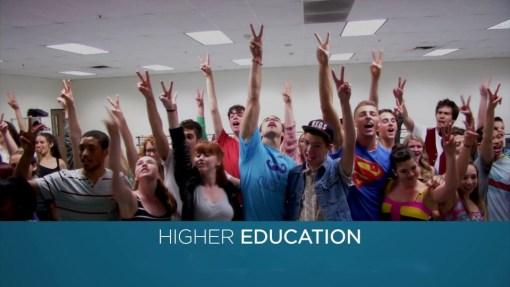 Higher Education Teaser