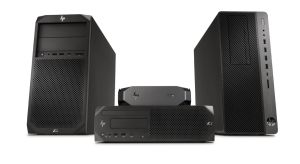 Hewlett Packard Z2 Series workstations