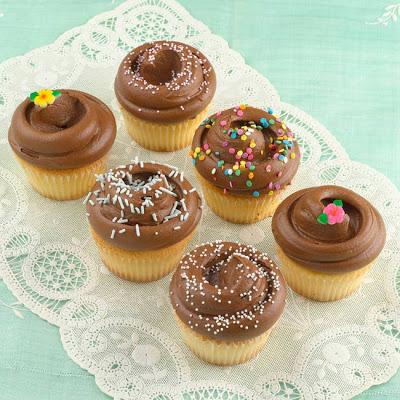 Magnolia Cupcakes at your door