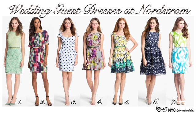 Nordstrom Wedding Guest Dresses.Wedding Guest Dresses At Nordstrom Nyc Recessionista