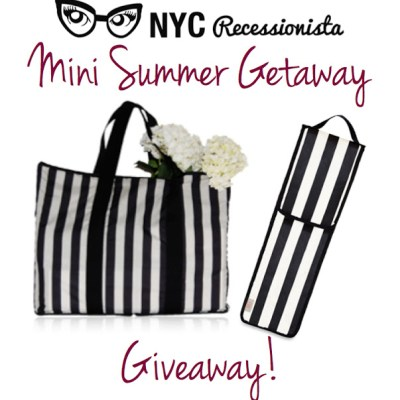 Mini Summer Getaway GIVEAWAY