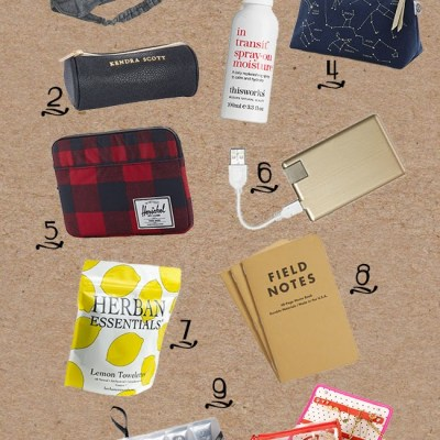 2014 Holiday Gift Guide: Over the River and Through the Woods