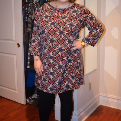 What NYC Recessionista Wears: Thanksgiving with Old Navy