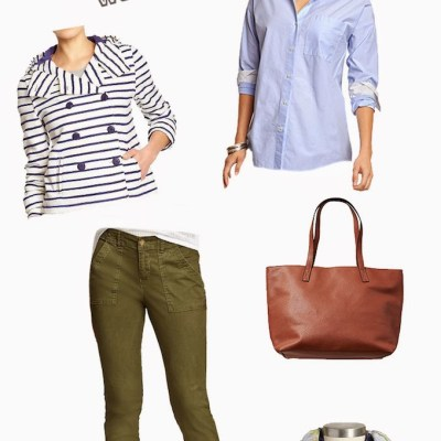 4 Ways to Wear Green Surplus Pants + my lips are movin' about the new HP x360
