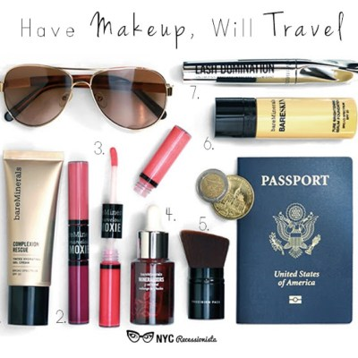 Have Makeup, Will Travel
