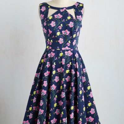 Modcloth takes 20 percent off ALL DRESSES