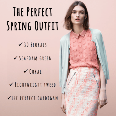 Nordstrom's Perfect Spring Outfit