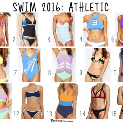 Swim Trends 2016: Athletic