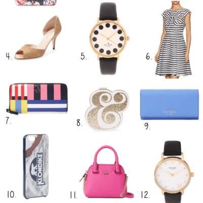 GILT SALE PICKS: Kate Spade New York