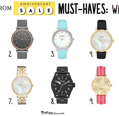 Nordstrom Anniversary Sale Picks: Watches
