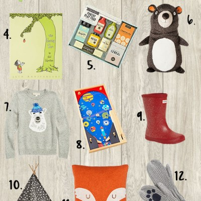 Holiday Gifts for Kids and Babies