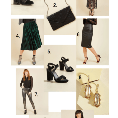Modcloth's 12 Days of Deals – FREE gift with purchase