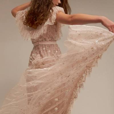 NEW ARRIVALS: Spring 2017 wedding gowns at BHLDN