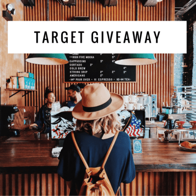 GIVEAWAY: $200 Target Gift Card