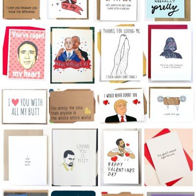 20 Hilarious Valentine's Day Cards