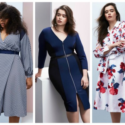 AVAILABLE NOW: Prabal Gurung x Lane Bryant