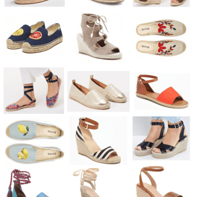 18 Cute Espadrilles Perfect for Summer