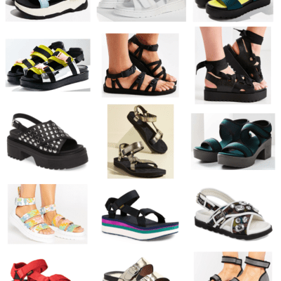 18 Pairs of Ugly Sandals that are Actually Hot for Summer