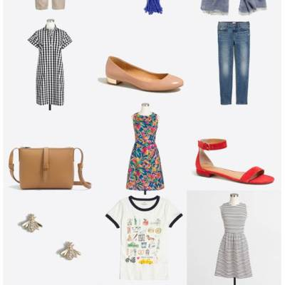 SALE ALERT: Take 40 percent off everything at J. Crew Factory today