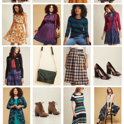 Modcloth Discount: 25 percent off everything