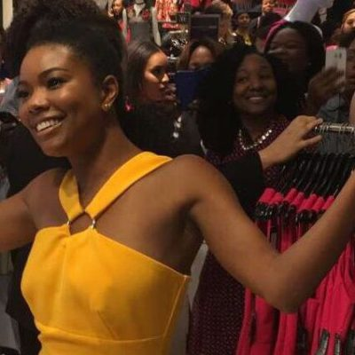 Gabrielle Union's new collection for NY & Company