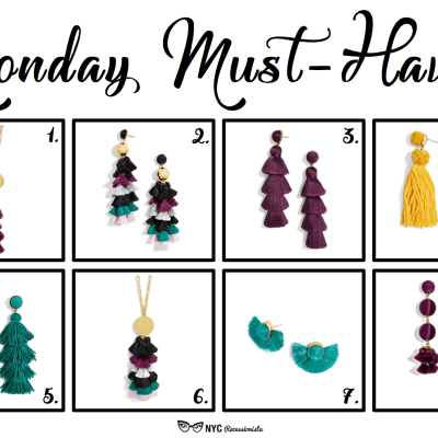 Monday Must-Haves: Bauble Bar New Arrivals