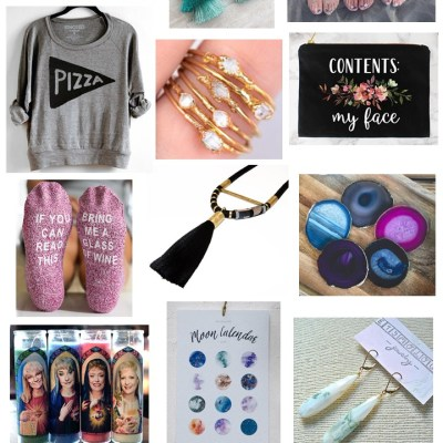 Shopping Small Business Saturday on Etsy