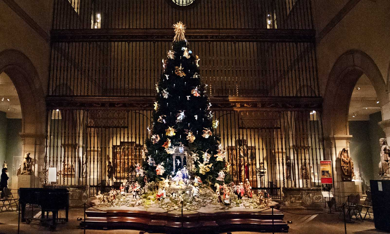 Christmas Time is here! › A Journey through NYC religions
