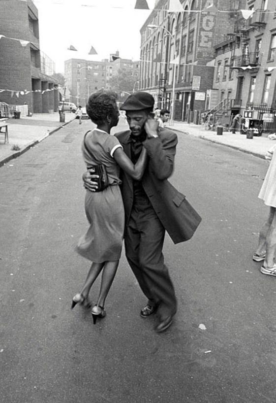 Dancing. Photo by David Gonzalez