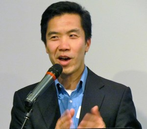 Calvin Chin worked as an investment banker before coming to Redeemer's Entrepreneurship Initiative.