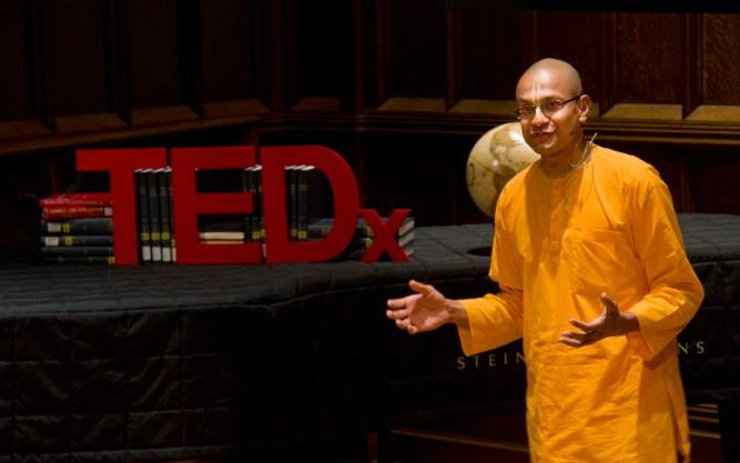 Gadadhara Pandit Dasa at TEDx